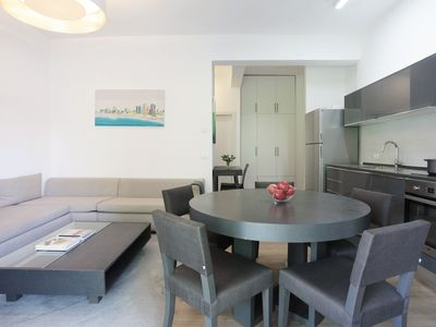 Photo for 2 Bedrooms (Modern) Apartment - 6 - 6 Adam Hacohen Street.