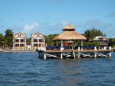 Photo for New 3 bedroom 3 bathroom  steps to the pool, private beach and dock #5