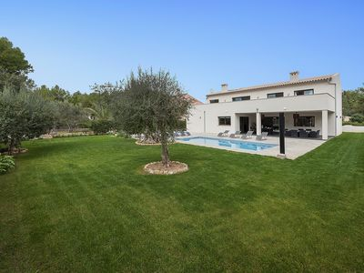 Photo for Villa Lali - A newly build modern property tucked away in the area of Mal Pas