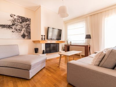 Photo for Brand New 3 Bedroom Apartment in Glyfada