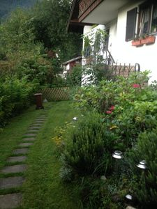 Photo for Apartment Edelweiss in Garmisch-Partenkirchen with garden, terrace and separate. entrance
