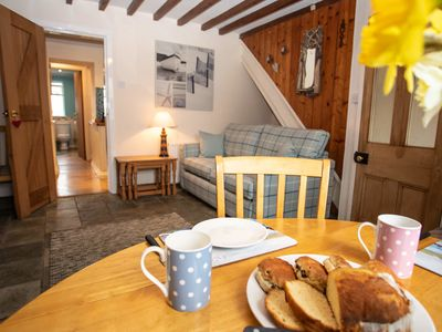 Photo for CWRT COTTAGE, pet friendly, with open fire in Dwyran, Ref 1010976