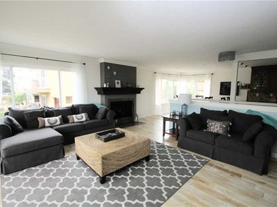 Photo for Carlsbad Village 3 Bedroom with ocean view!!! WITH AC