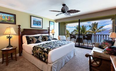 Photo for Premier Lahaina Shores Beachfront Studio!! Just An Easy Stroll to Town & Harbor!
