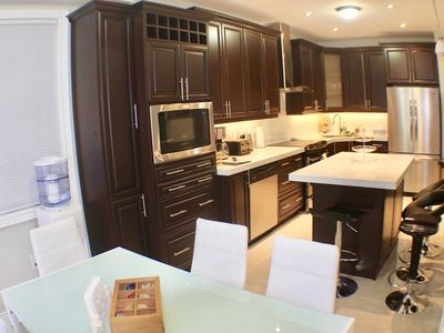 Photo for Splendid 4 BDRM,  3,5 BATH  Home near Go Train Station, 30 min DT Toronto!