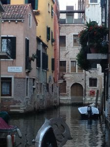 Photo for Typical Venetian ''Palazzetto'' in the heart of Venice with a view on the canal