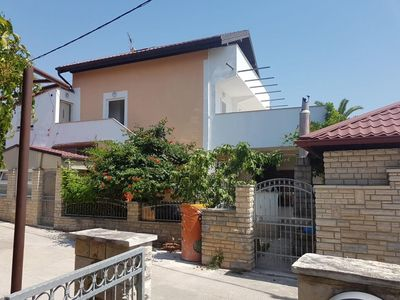 Photo for Two bedroom apartment with balcony and sea view Sukošan (Zadar)