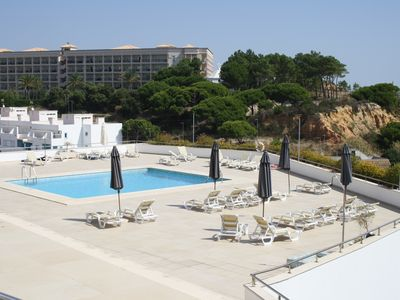 Photo for AT039 Two Bedroom Penthouse Duplex Apartment superb sea views