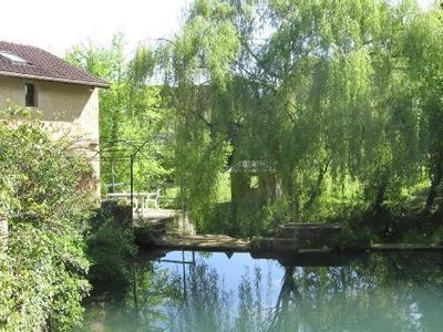 Photo for Old mill Black Perigord in the valley of castles for 8-10 people WIFI