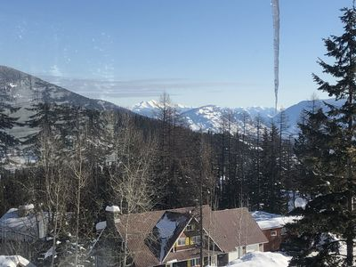Photo for Newly remodeled, beautiful views, game room , close ski access , hot tub and more
