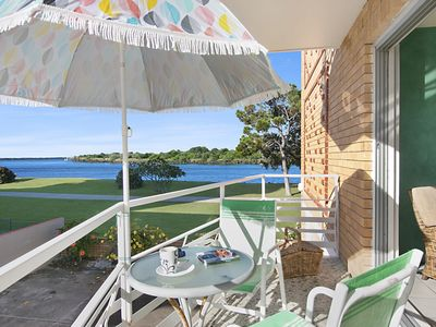 Photo for River Haven Unit 1 - Absolute Tweed River frontage