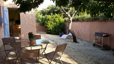 Photo for Studio 2 people, near HYERES and TOULON