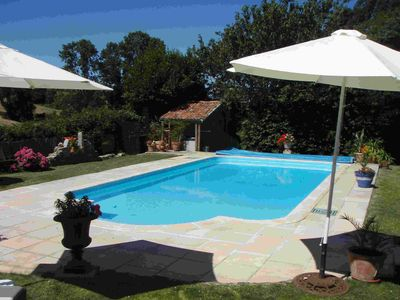 Photo for Beautiful,private heated pool,close to Puy du Fou. Peaceful countryside views