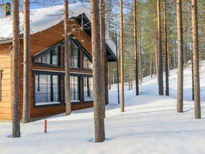 Photo for Vacation home Suksitie 11 b in Kittilä - 4 persons, 1 bedrooms