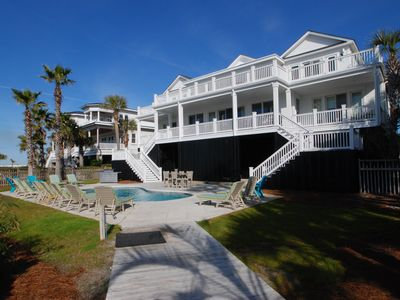 Photo for OCEANFRONT | SUN BEAM | POOL | ELEVATOR | GREAT FOR LARGE FAMILIES