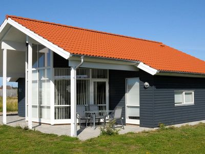 Photo for Fantastic Holiday Home in Ulfborg Jutland with Terrace