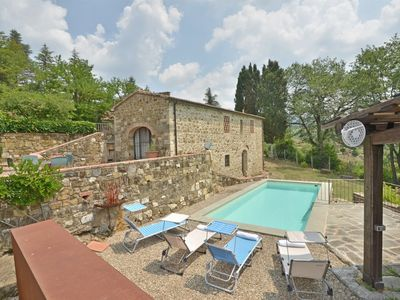 Photo for Il Fienile, Greve in Chianti, Florence