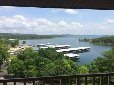 Photo for Lakefront condo, 2 miles from SDC, Marina, Bar, Restaurant and 2 pools