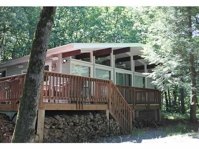 Photo for Beautiful & Cozy Modern Home in the Country Jim Thorpe and Lake Harmony Vicinity