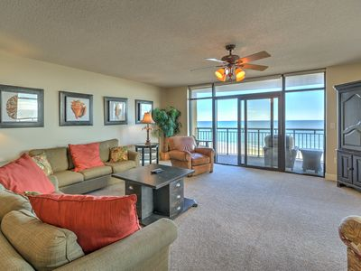 Five bedrooms,four baths.  All amenities and wrap around balcony! Glorious views