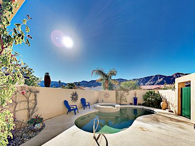 Photo for Mountain-View Casa Navarro w/ Private Pool & Spa - Near Dining, Shops, Golf