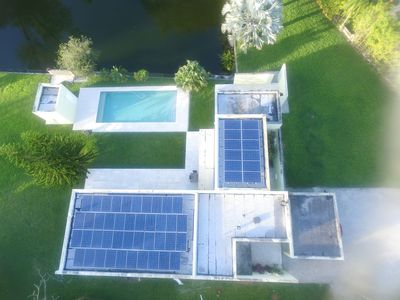 Photo for Beautiful pool home in Coral Gables/South Miami