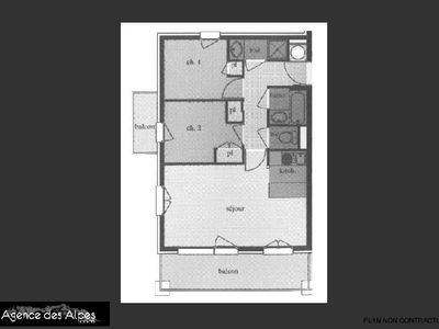 Photo for Surface area : about 45 m². 2nd floor. Orientation : South, West. Living room with bench seat