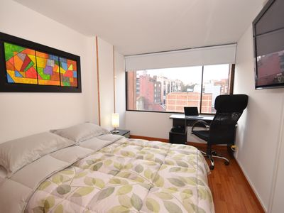 Photo for JULIA - 2 Br.  Economical Apartment with balcony