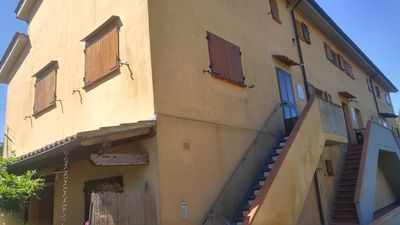 Photo for lovely apartment in the Pistoia hills near Montecatini Terme