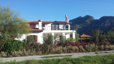Photo for Villa With Private Pool, Garden And Mountain Views