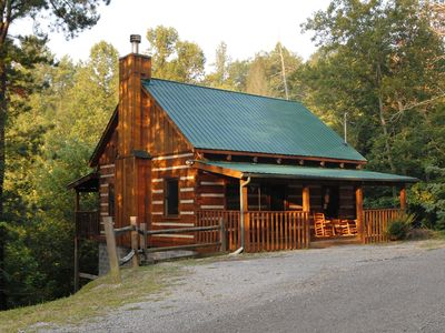 Photo for MOUNTAIN LAKE GETAWAY - GREAT LOCATION!
