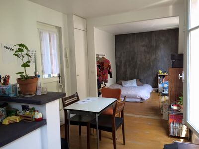 Photo for Charming apartment in the heart of the flea market