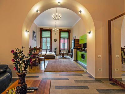 Photo for Cheminee Apartment: Select City Apartments are located in the heart of Brasov!