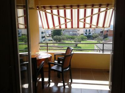 Photo for Two bedroom apartment with terrace Pirovac, Šibenik (A-15659-a)