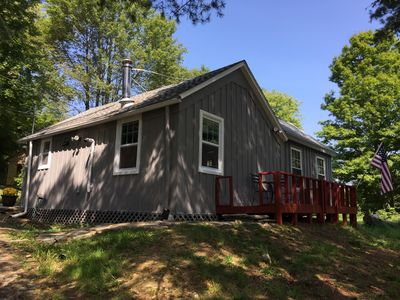 Photo for 1BR Cabin Vacation Rental in Little Meadows, Pennsylvania