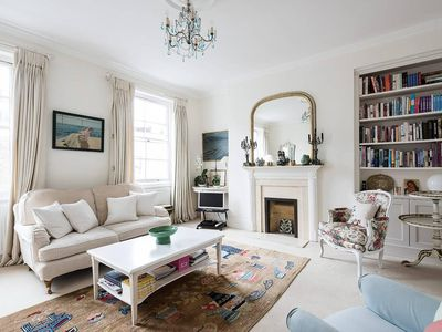 Photo for Cosy 1BR Maisonnette in heart of Pimlico