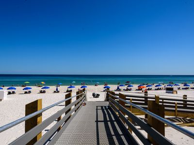 Photo for Sparkling Upscale Condo! Stunning Beachfront Views