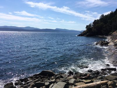 Photo for Peaceful Island Living on Pender Island