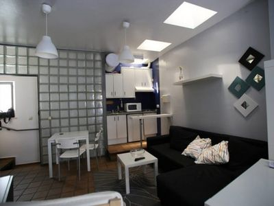 Photo for Chic Modern Studio with Terrace