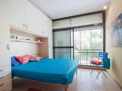 Photo for Apartment in the center of Marina di Bibbona with Parking, Air conditioning, Pool, Garden (292547)