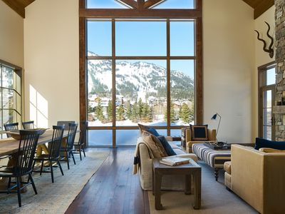 4br House 1 Mile From Grand Teton Park,by The Ski Slopes, Mountain Views,HotTub