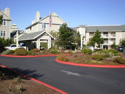 Photo for Worldmark Resort at Gleneden Beach, 1 Bedroom Front Building, 7 nights