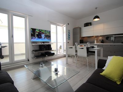 Photo for Apartment Baccus  -  an apartment that sleeps 7 guests  in 3 bedrooms