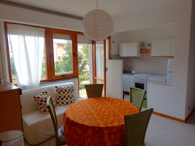 Photo for M98 - Marcelli, three-room apartment with terrace 50 meters from the sea