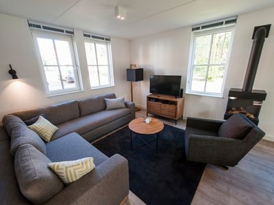 Photo for Luxury Bungalow in the holiday park Landal De Waufsberg -