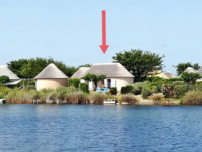 Photo for House at the water's edge on Fishermen's Island - LE BARCARES