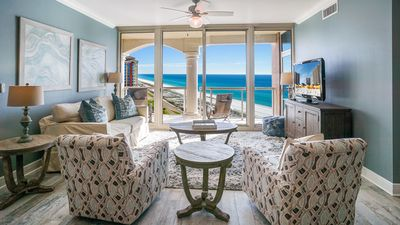 Photo for Two Bedroom Gulf View - Now Booking for Spring and Summer!