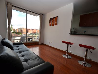 Photo for PAMELA II - 2 Br. Modern Apartment with two balconies