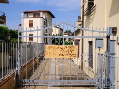 Photo for La Torre di Leo holiday home a stone's throw from the historic center of Arezzo