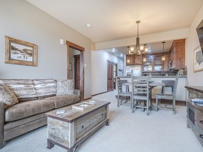 Photo for BRAND New 2 bed/ 2 BA sleeps 6! Amazing VIEWS! Stunning finishes!